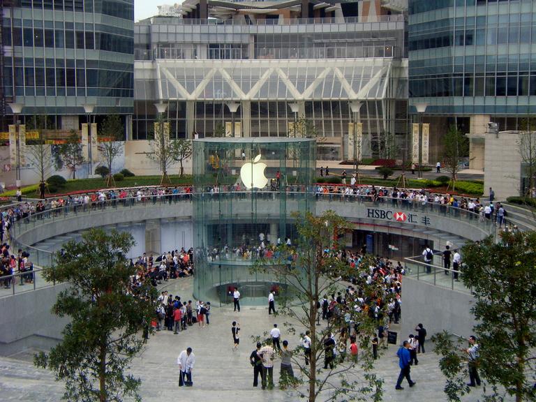 Apple pierde la exclusividad del Iphone en China