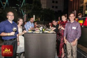 Business Party Shenzhen